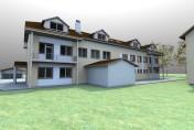 Projekt nízkoenergetického bytového domu1