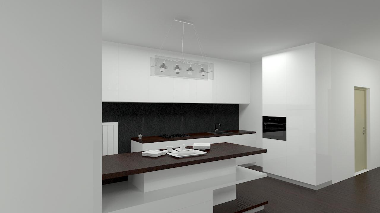 Kuchyňa interiér vienna gate 1