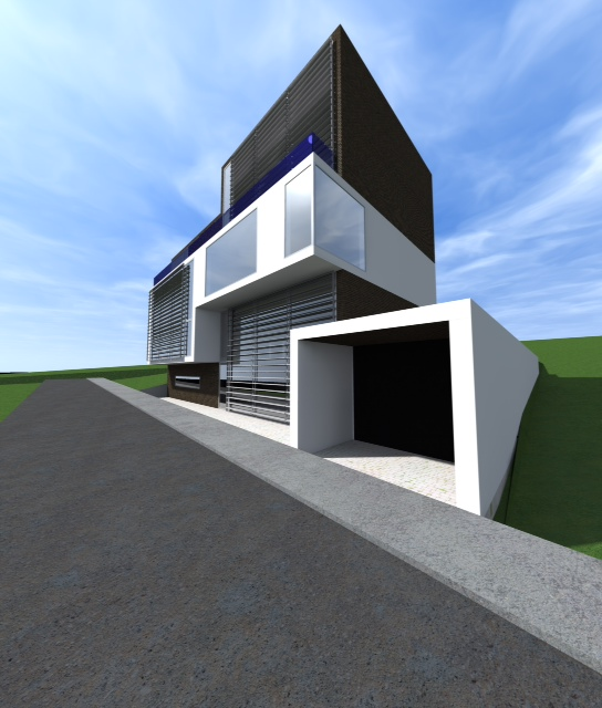 bytový dom koliba
