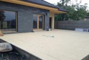 novostavba rodinného domu projekt