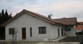 Nízkoenergetický rodinný dom RAC1