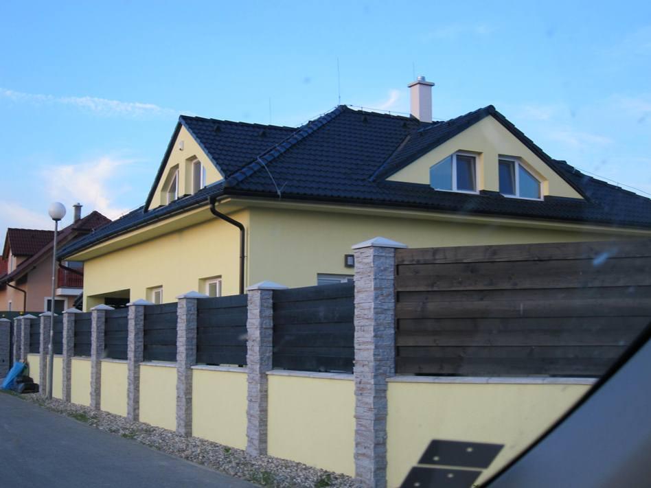 Nízkoenergetický rodinný dom BUC1