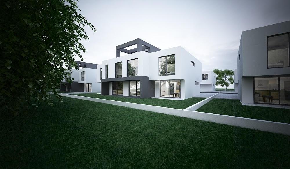Row Houses Mpl Ned Atelier