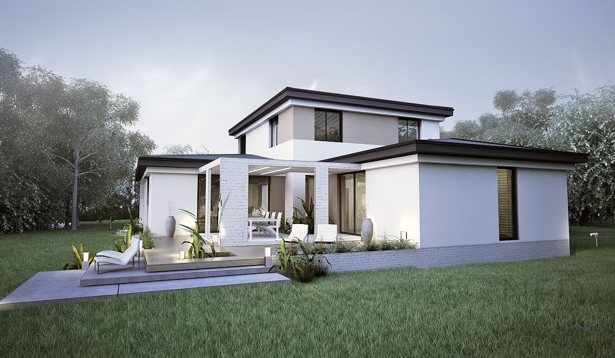 Modern house project are for Modern house projects