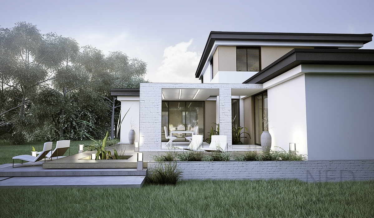 Modern house project are for Modern home projects