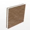 Ilustrácia sendvičového panelu montovanej drevostavby, nízkoenergetické domy.
