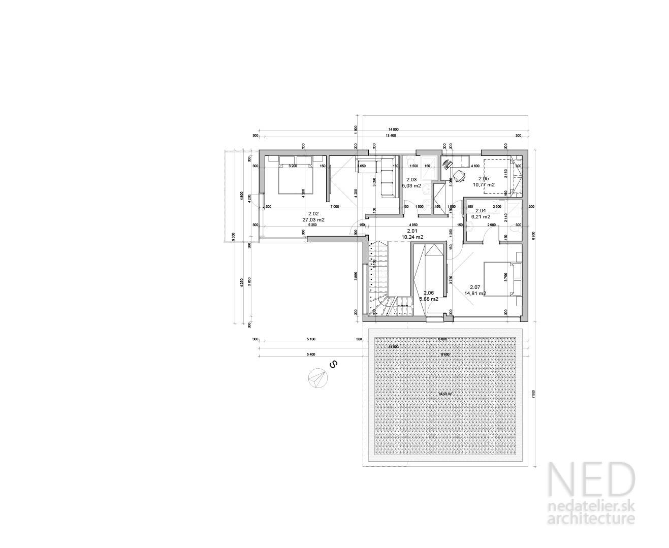 Modern House WEI