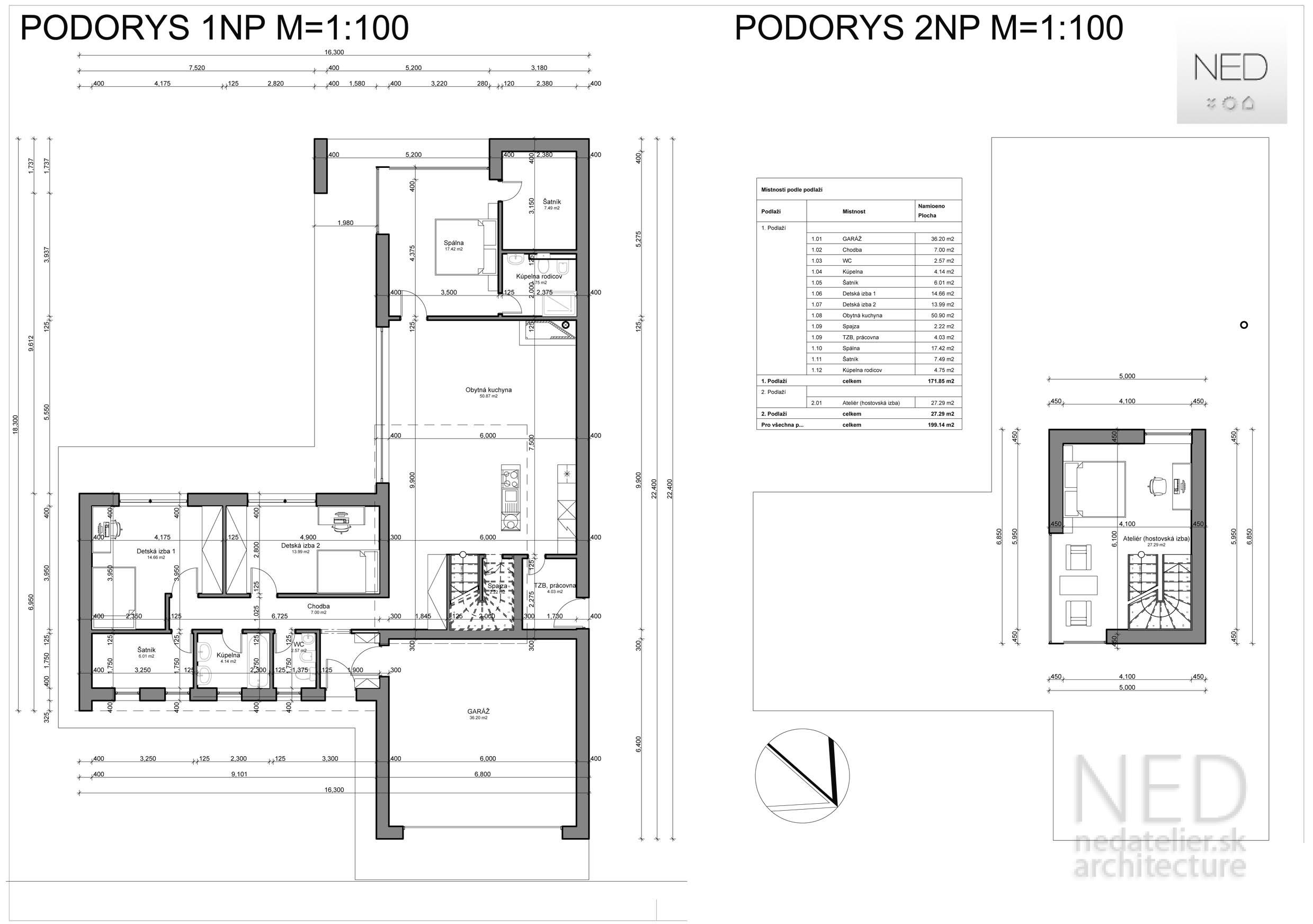 Modern House Project BOJ2G