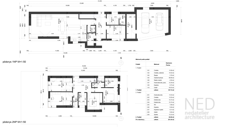 House plan – MAL