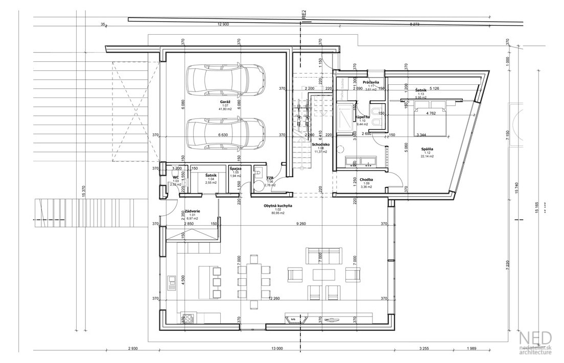 Family House Project TRET
